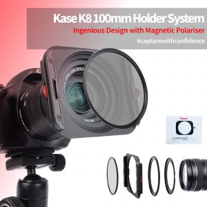 Kase K8 100mm Holder & Accessories
