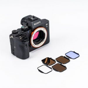 Sony Alpha Clip-In